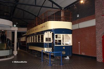 Ulster Transport Museum Cultra (Tram), 09-07-2019