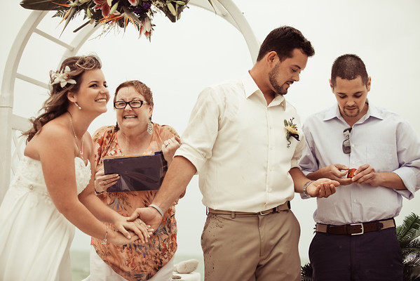 Katie and Markus Wedding