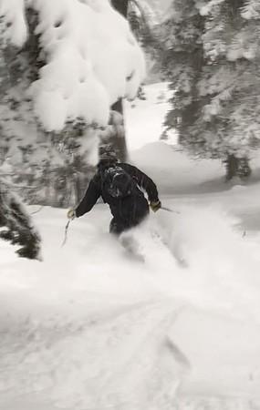 20190120 some sled, some ski