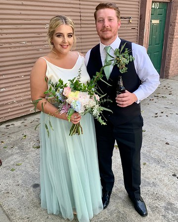 2019 Wedding and California