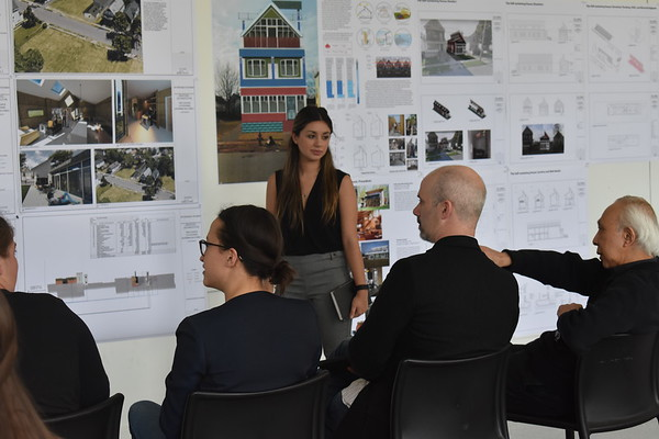 ARC 606 Design Studio - Affordable Housing (Inclusive Design GRG) - Final Review