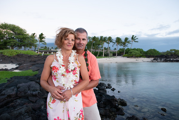 Sylvie and Richard