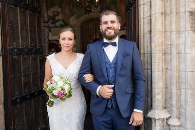 Huwelijk Simon & Annelore