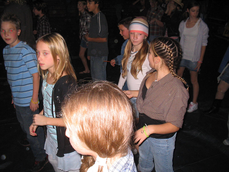 Southside Middle School - Sadie Hawkins Dance 2006