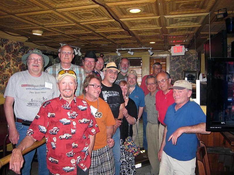 At Basin Street Hotel bar