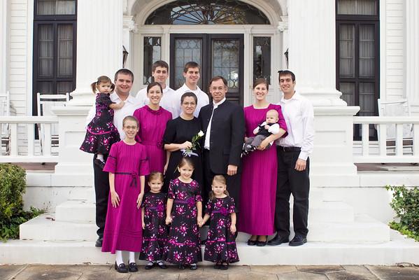 The Halteman Family