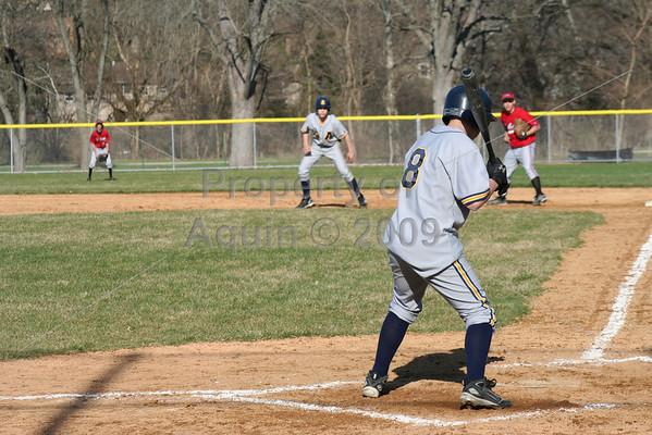 fs baseball v. south beloit . 4.22.09