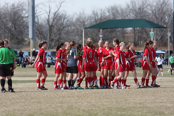 2013.02.03 vs FC Coppell