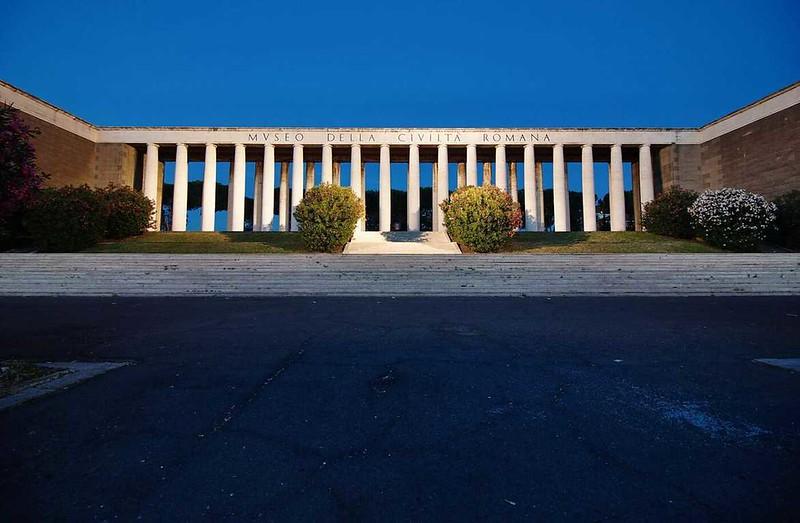 03 - EUR MUSEO CIVILTA' ROMANA