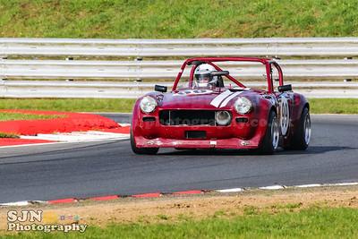 MGCC Lackford Engineering MG Midget & Sprite Challenge