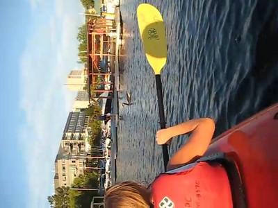 2008.07.15 canoeing & eating