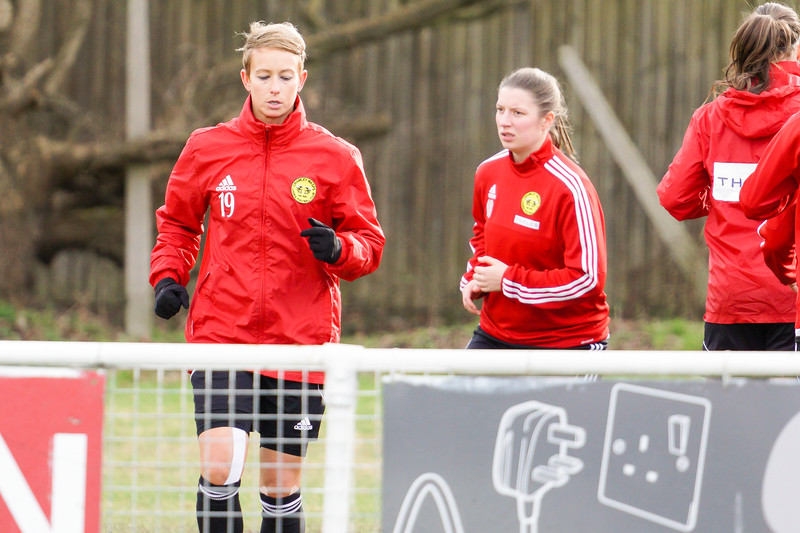 Crawley Wasps Ladies (4) vs Leyton Orient WFC (1) on January 27, 2019 at Oakwood Football Club, Tinsley Lane, Crawley RH10 8AT, Crawley. Photo: Ben Davidson, www.bendavidsonphotography.com - 1901270052
