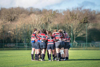 NvB WRFC - Wed 7th March 2018