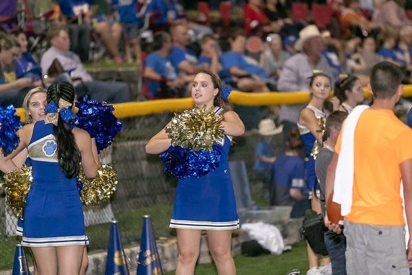 Rockdale Varsity v Hyde Park Cheerleaders