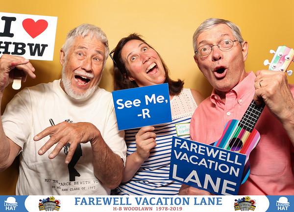 H-B Woodlawn - Farewell Vacation Lane