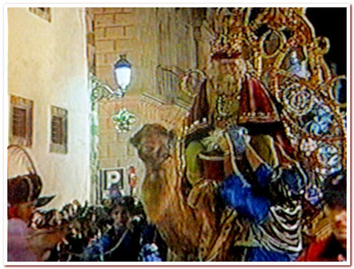 Los Reyes Magos