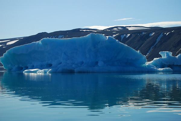 Greenland-Wolsteinholm Fjiord