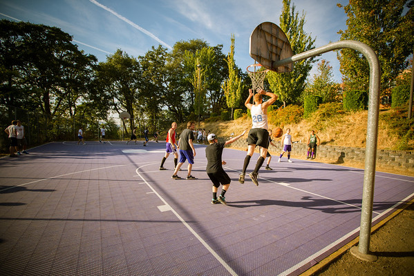 Villa Basketball