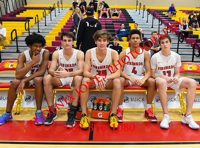 12-5-19 - Christ the King vs. Chaparral (Hoophall West Tournament)