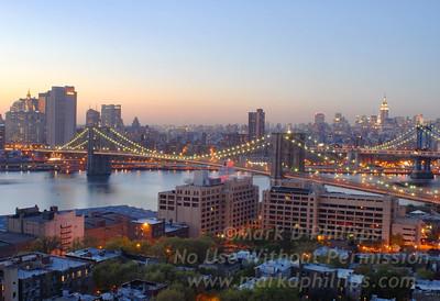 Brooklyn Bridge Watchtower