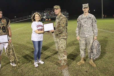 National Guard game of the week