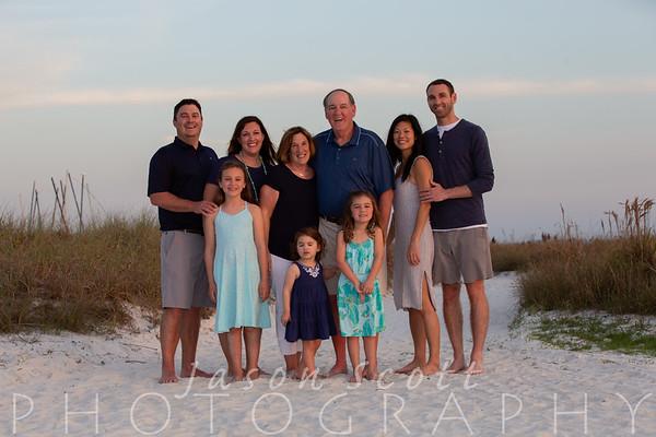 Thornicroft Family