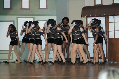 McConnel Dance practice 2011