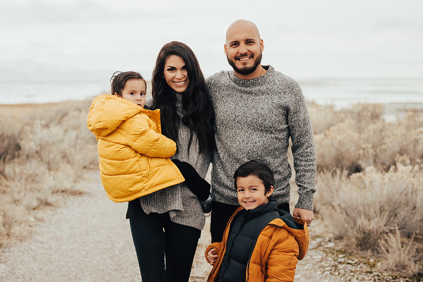 Vanessa & Carlos Family
