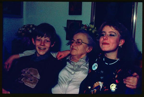 1981 Omis 65. Geburtstag - unbearbeitet