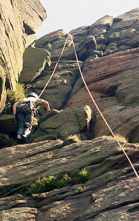 2002-07-21 Climbing at the Roaches