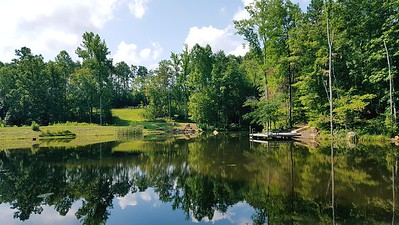 SOLD - Beautiful 60 Acres w/ Pond