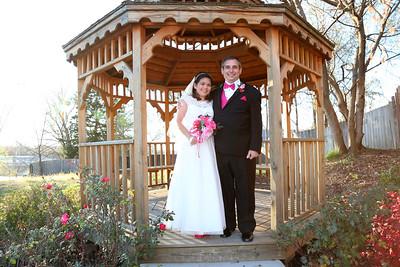 Rusty and Maricel's Wedding