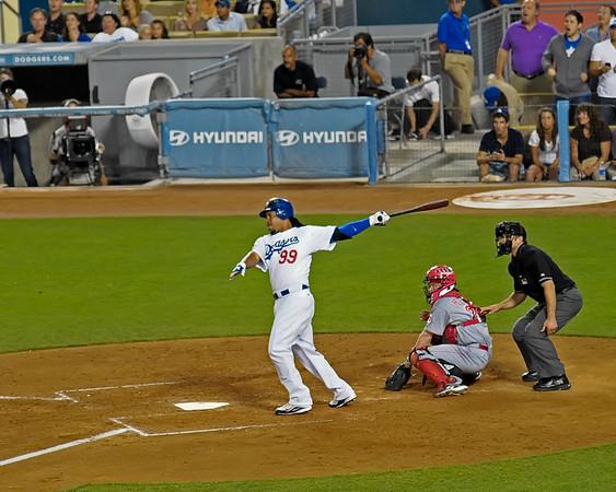 Dodger's / Red's 7/22/2009