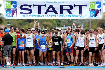 Encinitas 5K Run/Walk 2011