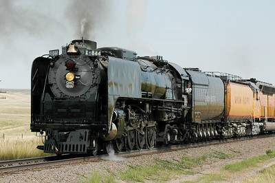 UP844 Steam Excursion