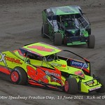 Cornwall Motor Speedway - Practice - 6/13/21 - Rick Young