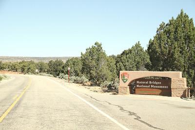 Natural Bridges National Monument, UT (June 1 2014)