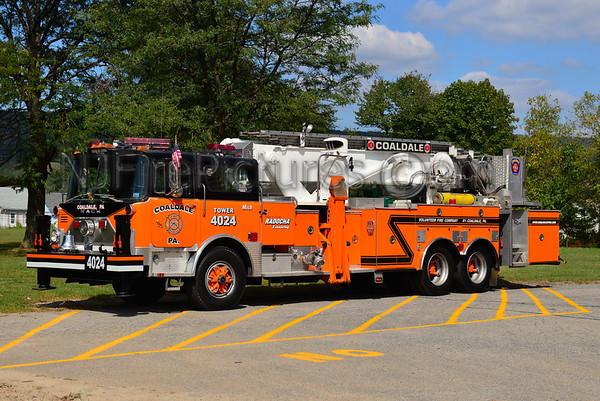 Schuylkill County Fire Apparatus