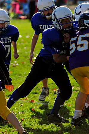 Mighty Mites - Playoffs - Round 1 - Colts v. Vikings