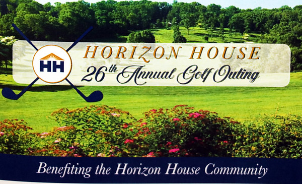 HORIZON HOUSE GOLF OUTING - MAY 29, 2018