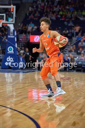2019-06-14 Mn Lynx vs Connecticut Suns