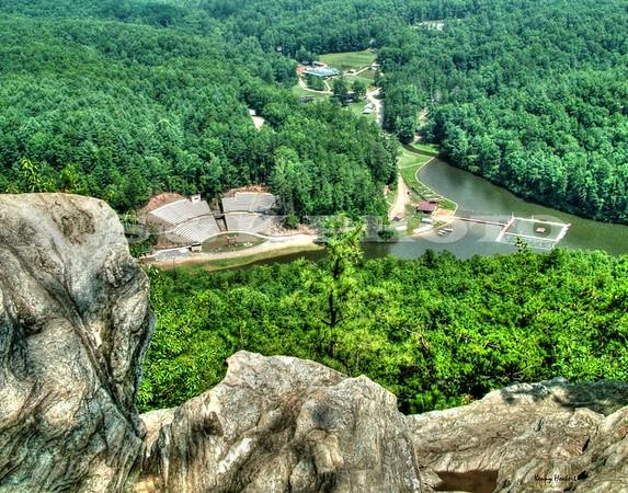 Camp Raven Knob Landscapes