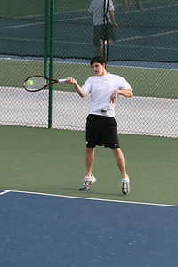 Darlington Boys Varsity Tennis 2008