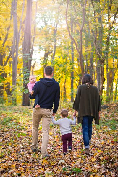 Megan & Ben Family