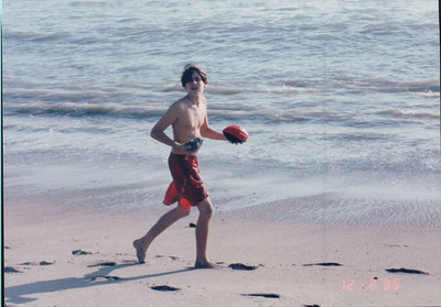 12/2/1995 - Bike and Beach Outing