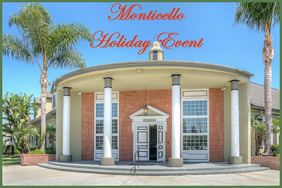 Monticello Holiday Event