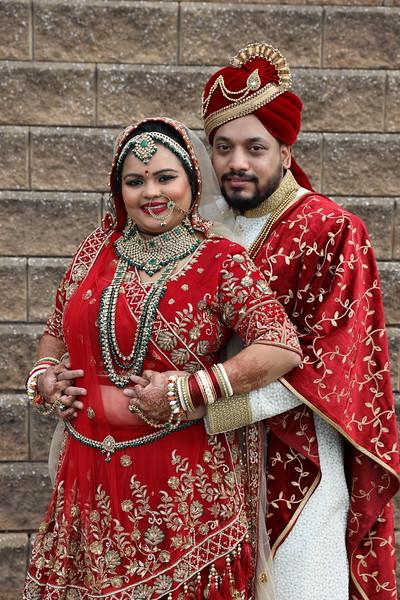 Priyal & Terence's  Wedding
