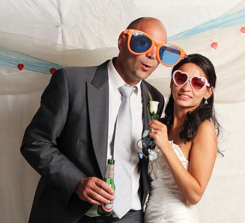 Caroline - wedding photo booth