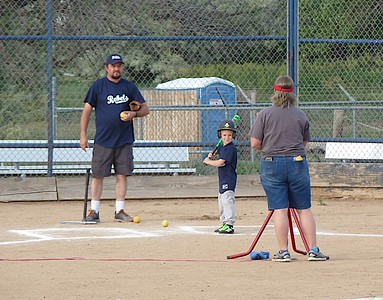 Levi's T-Ball Game