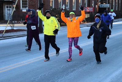 Whitin 5 Mile Road Race - 11/22/18